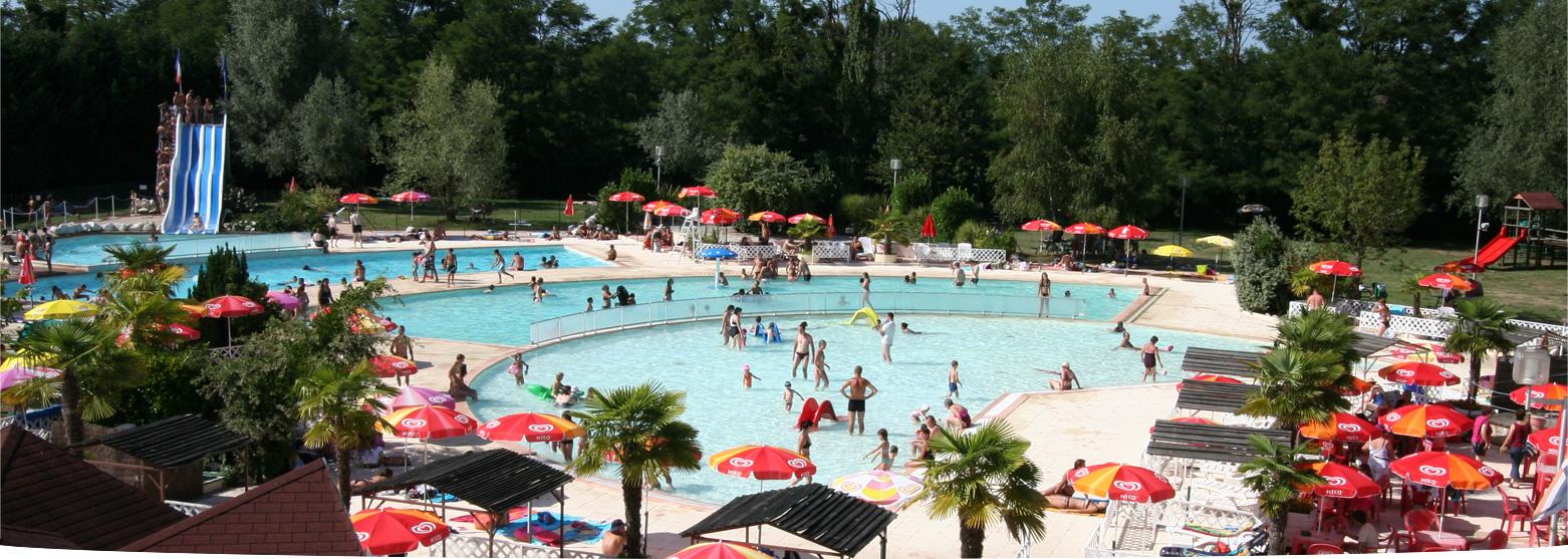 Parc aquatique aquapark situ bergerac dordogne - Bergerac piscine municipale ...
